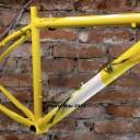 Horia Nitu, bicicleta galbena